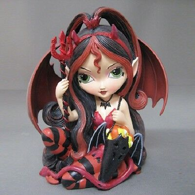 Lil Devil Jasmine Becket Griffith Bewitching Tales Fairy Figurine