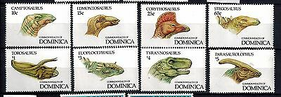 DOMINICA 1542 - 1549 **  Dinosaurier