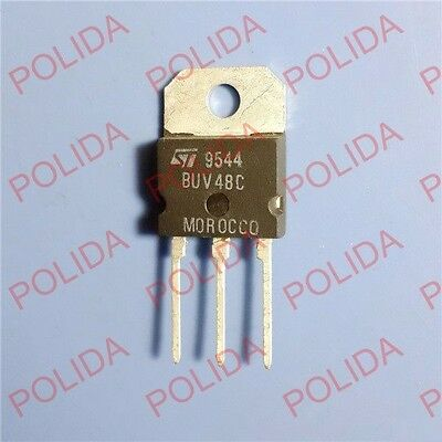 1PCS Switching Power Transistor ST TO-218 BUV48C