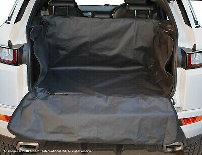 Range Rover Evoque Tailored Boot Liner Mat Protector Dog Guard Waterproof Black