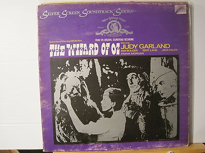 The Wizard of Oz-with Judy Garland-g/fold-Vinyl-Free UK Post