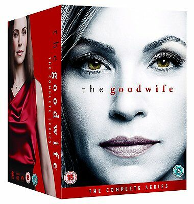 ❏ The Good Wife The Complete Series New 1-7 DVD + EXTRAs ❏ UK R2 1 2 3 4 5 6 7