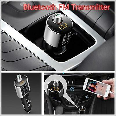 Hot Bluetooth Car MP3 Player FM Transmitters Wireless Radio Adapter USB Charger