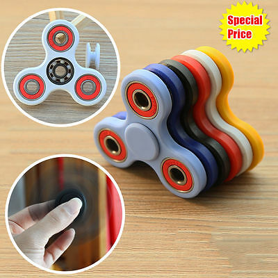 Hot Anti-Anxiety 360 Spinner Helps Focusing Fidget Toys 3D Figit Kids Adults Toy