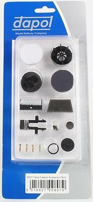 Dapol B803 Track Cleaner Accessory Pack for Dapol OO/HO Gauge Track Cleaner