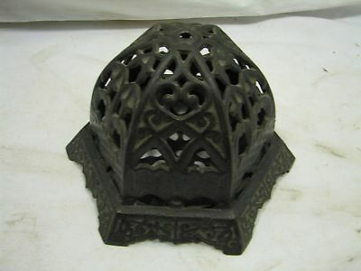 Antique Cast Iron Victorian Country Store Counter String Ball Holder Tool Twine
