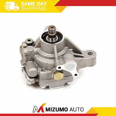 Power Steering Pump Fit 02-11 Honda CR-V Accord Acura RSX 2.0L 2.4L 21-5419
