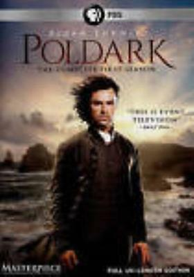 Poldark: The Complete First Season 1st 3-Disc Set, UK Edition DVD VIDEO MOVIE TV