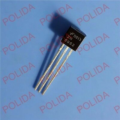 5PCS RF/VHF/UHF Transistor FAIRCHILD TO-92 2N5952