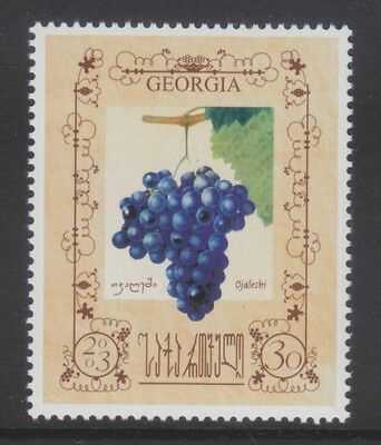 Georgia 2003 - Uva - Grapes - T. 30 - Mnh