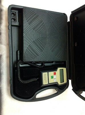 High-precision Electronic Refrigerant Charging Scale Kit LX-36575 9VDC