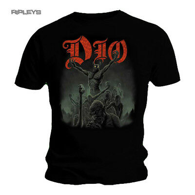 Official T Shirt DIO Metal Ronnie James Stand up and Shout All Sizes