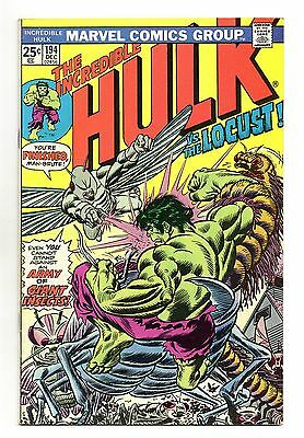 Incredible Hulk Vol 1 No 194 Dec 1975 (VFN+) Marvel, Bronze Age (1970 - 1979)