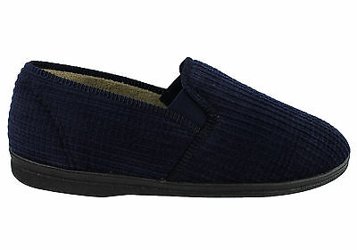New Grosby Max Mens Comfy Slippers