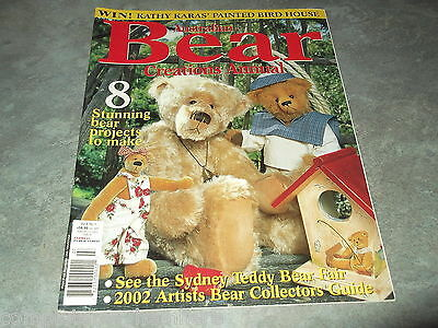 Australian Bear Creations Vol 8 No. 1 How to Make Patterns Projects