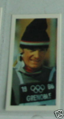 #37 Jean-claude killy france skiing  olympic Sport card