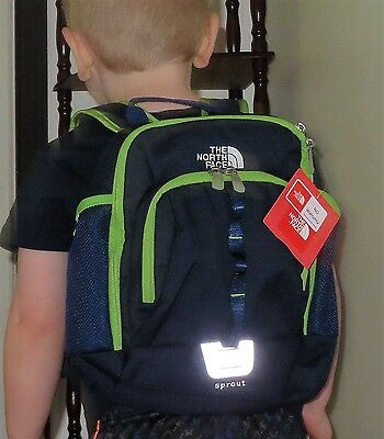 The North Face Backpack Sprout Pre-K / Kindergarten Toddler Child Size Kid's