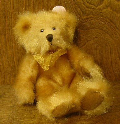 """Russ Berrie Plush #2817 PENNINGTON, 9"""" tall NEW with tags From our Retail Store"""