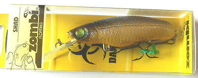 1 artificiale DUEL ZOMBI SHAD 7,0 CM 6,5 GR COL. PBN  LURES  BC 5