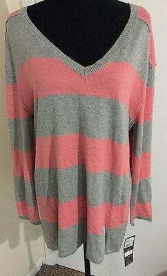 New Women's Oh Baby By Motherhood Sweater Size Large