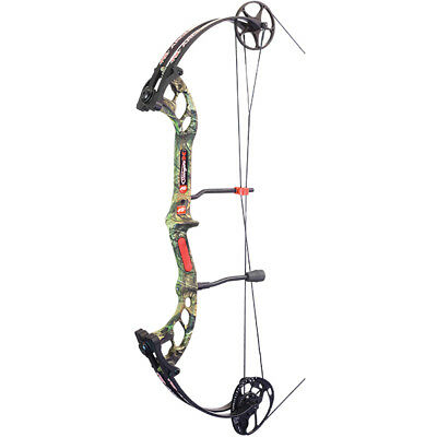 PSE Archery Stinger X 2017 Compound Bow - Bowhunting and 3D Target Shooting