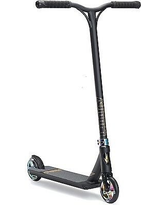 Blunt Prodigy S5 Complete Scooter - Black / Oil Slick + FREE T-SHIRT