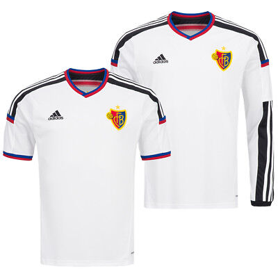 FC Basel adidas Spieler Trikot Player Issue Spielerversion Schweiz S M L XL neu