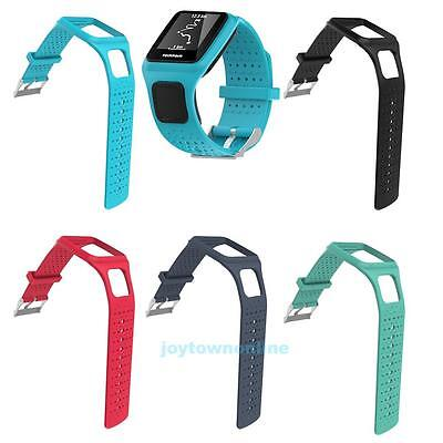 Replacement Wrist Strap Band for TomTom Runner Cardio /Multi-Sport GPS HRM Watch