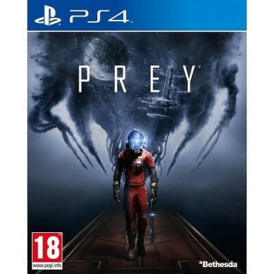 Prey (PS4)   BRAND NEW AND SEALED - QUICK DISPATCH