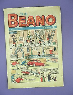 The Beano Comic 24th April 1971, Number 1501