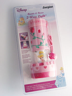 Disney Princess 2 Way Light