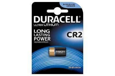 Duracell 656.991UK High Quality CR2 3V Photo Lithium Long Lasting Power Battery