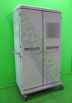 Metro Starsys SXR Polymer Antimicrobial Portable Supply Cabinet  2 Door #3