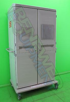 Metro Starsys  Polymer Antimicrobial Portable Supply Cabinet  2 Door #1
