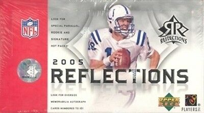 352283745 2005 Playoff Absolute Memorabilia Nfl Football Hobby Box.