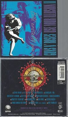 Cd--Guns N' Roses--Use Your Illusion Ii [Explicit]