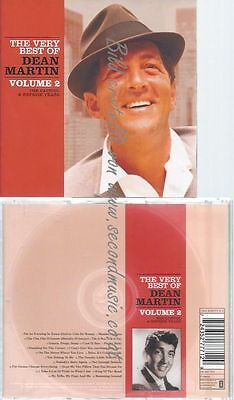 Cd--Dean Martin--The Very Best Of. Volume .2