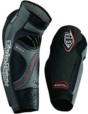 Troy Lee Designs 5550 Elbow Guards Long - Motocross Dirtbike Offroad