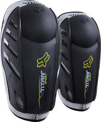 Fox Racing Youth Titan Sport Elbow Guards - Motocross Dirtbike Offroad