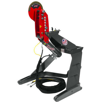 Edwards HAT1000 10-Ton Max Heavy Duty Quick-Connect Hydraulic Tube/Pipe Bender