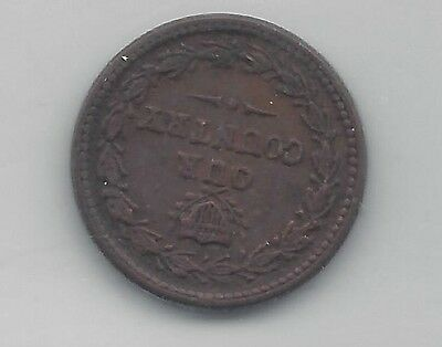 **USA**Our Country, Civil War Token, Coin Mart Graded**AU-50**