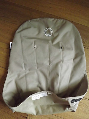 Bugaboo Cameleon 1/2 Seat Cover/Liner  in Sand Canvas Fabric