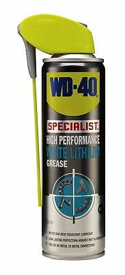 Specialist High Performance White Lithuim Grease 250ml Smart Straw - WD-40 44408
