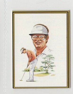 #4 Tom Kite - Ryder Cup 89 Golf Collector Card