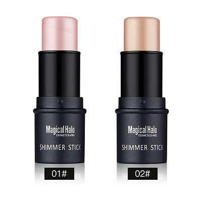 Women New Magic Face Silver Light Makeup Panstick Foundation Full Coverage Shade