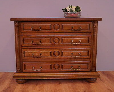 1761 !! Super Solid Chest Of Drawers In French Style !!