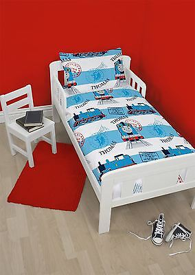 Thomas the Tank Engine Adventure Junior Rotary Duvet Cover & Pillowcae Set