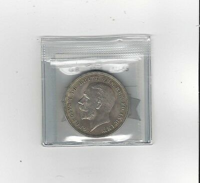 **1935**Great Britain, Crown, Coin Mart Graded **AU-55**