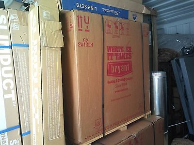 Bryant 4 Ton AC Condenser With Pad - Air Conditioner R-410A