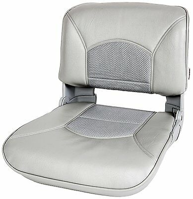 TEMPRESS Profile Gray Seat with Gray Cushion